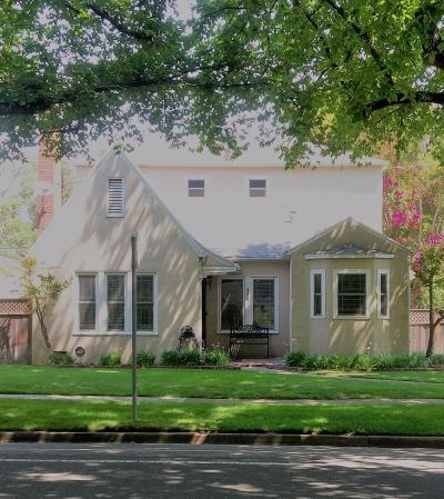 Single Family Home For Sale: 4835 T Street