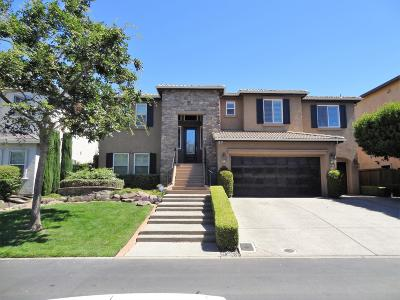 Stockton Single Family Home For Sale: 6153 Riverbank Cir