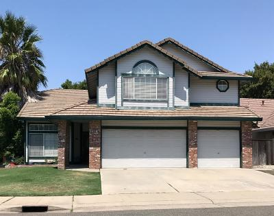 Elk Grove Single Family Home For Sale: 8601 Callippe Way