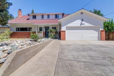 Single Family Home For Sale: 403 Marietti Way