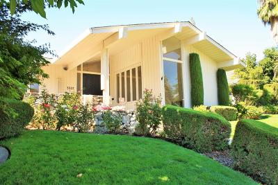 Single Family Home For Sale: 3327 American River Drive