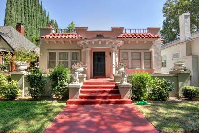 Sacramento County Multi Family Home For Sale: 2721 D Street