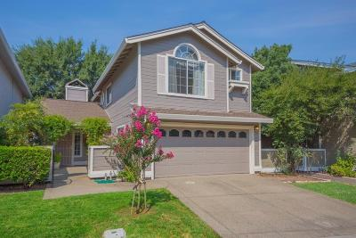 Carmichael Single Family Home For Sale: 4019 Eastwood Village Lane
