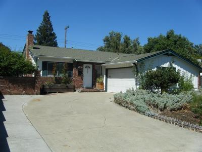 Sacramento Single Family Home For Sale: 8587 Everglade Drive