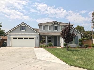 Modesto Single Family Home For Sale: 2716 Canyon Falls Drive
