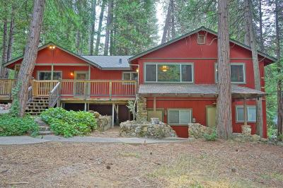 Single Family Home For Sale: 11610 Kyburz Drive