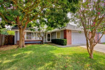 Elk Grove Single Family Home For Sale: 6410 Fuego Way