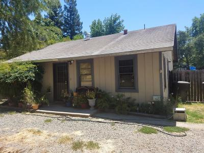 Carmichael CA Single Family Home For Sale: $299,000