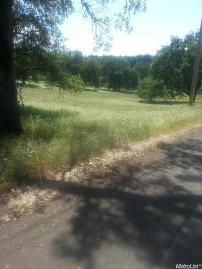 El Dorado Hills Residential Lots & Land For Sale: Lakehills Drive