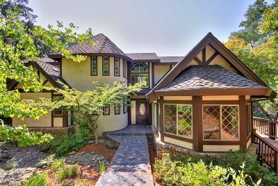 Fair Oaks Single Family Home For Sale: 8681 Winding Way