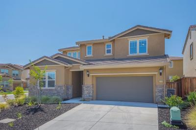 Rocklin Single Family Home For Sale: 2106 Westmeath Way