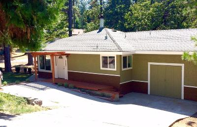 Grass Valley Single Family Home For Sale: 12304 Francis Drive