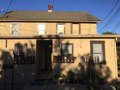 Lodi Multi Family Home For Sale: 230 North Central Avenue