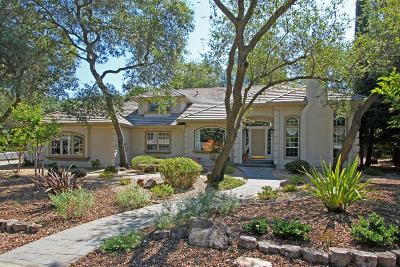 Rancho Murieta Single Family Home For Sale: 6439 Via Del Cerrito