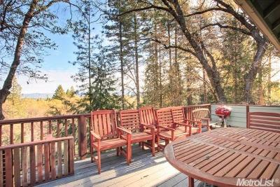 Camino Single Family Home For Sale: 2935 Mount Danaher Road