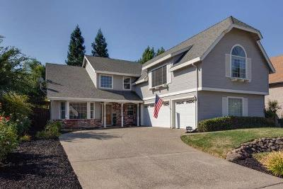 Roseville Single Family Home For Sale: 1531 River Oak Way