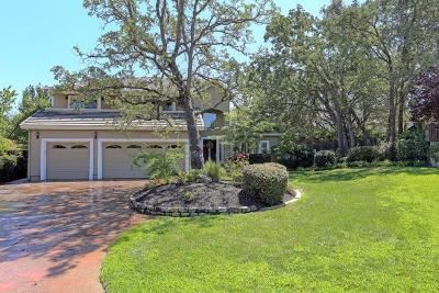 Granite Bay CA Single Family Home For Sale: $849,000