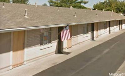 Stockton, Lodi Multi Family Home For Sale: 1023 South Carroll Avenue #1047