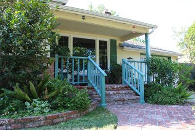 Sacramento Single Family Home For Sale: 5704 McAdoo Avenue