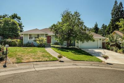 Sacramento Single Family Home For Sale: 4440 Winding Way