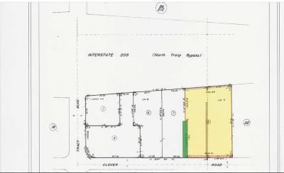 Tracy Commercial Lots & Land For Sale: 565 West Clover Road