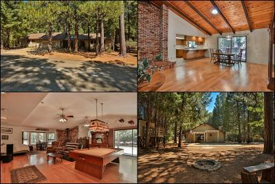 Single Family Home For Sale: 5420 Blue Mountain Drive