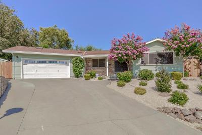 Carmichael Single Family Home For Sale: 7211 El Jardin Court