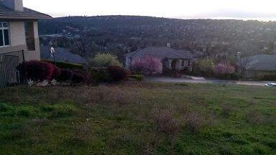 El Dorado Hills Residential Lots & Land For Sale: 5263 Breese Circle