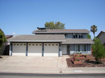 Citrus Heights Single Family Home For Sale: 7875 McLin Way