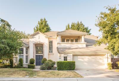 Stockton Single Family Home For Sale: 3388 Willowbrook Cir..