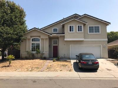 Single Family Home For Sale: 5290 Foxglove Court
