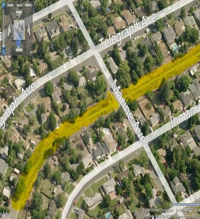 Stockton Residential Lots & Land For Sale: 3606 Marine Avenue