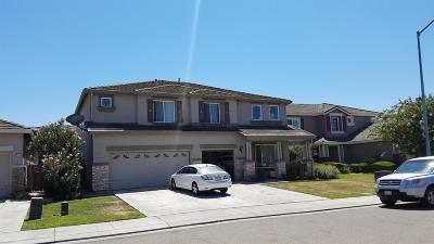 Stockton Single Family Home For Sale: 3342 Tenaya Ln