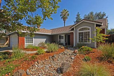 Rancho Murieta Single Family Home For Sale: 15213 Celebrar