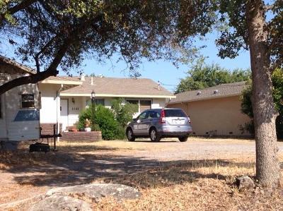 Rocklin Single Family Home For Sale: 5125 Ward Lane