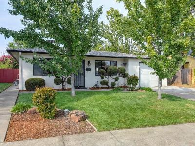 Sacramento Single Family Home For Sale: 5607 G Street
