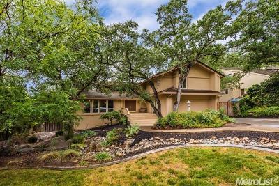 El Dorado Hills Single Family Home For Sale: 3548 Rolph Way