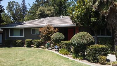 Stockton Single Family Home For Sale: 3139 Harpers Ferry Drive