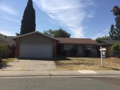 Single Family Home For Sale: 8327 Dunbarton Way