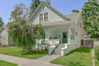 woodland Single Family Home For Sale: 644 1st Street