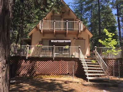 Volcano Single Family Home For Sale: 19720 Squirrel