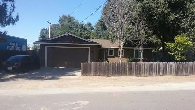 Citrus Heights Single Family Home For Sale: 7521 Baird Way
