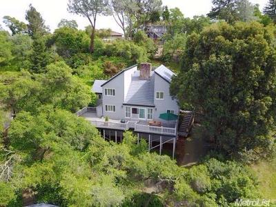 Granite Bay Single Family Home For Sale: 7840 Hill Road