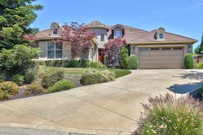 El Dorado Hills Single Family Home For Sale: 437 Aria Ct