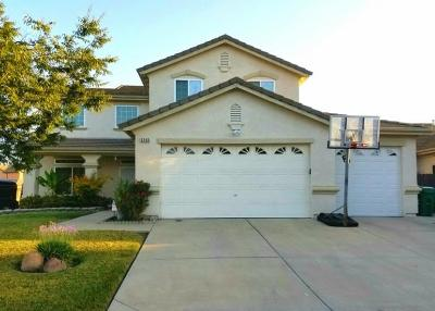 Stockton Single Family Home For Sale: 3103 Strickland Drive