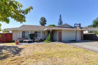 Citrus Heights CA Single Family Home For Sale: $320,000