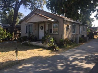 Single Family Home For Sale: 612 North Oro Avenue