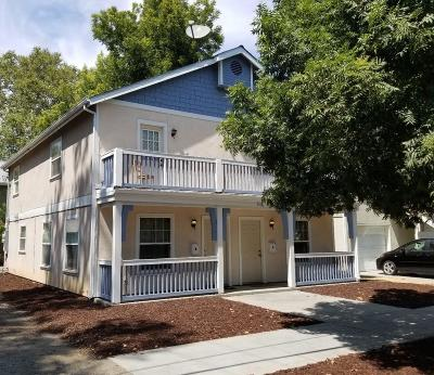 Sacramento County Multi Family Home For Sale: 312 29th Street