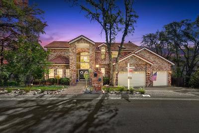 El Dorado Hills Single Family Home For Sale: 3417 Patterson Way