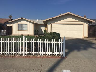 Sacramento CA Single Family Home For Sale: $354,900